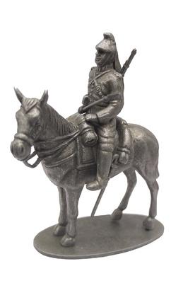 Dragón a caballo, Francia, Primera Guerra Mundial, 1:24, Atlas Editions