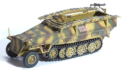 Dragon Armor, Sd. Kfz. 251/7, St. Lo, 1944, 1:72