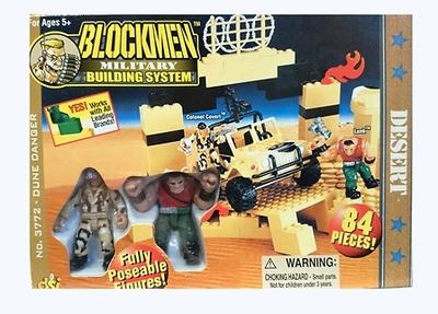 Dune Danger, Blockmen