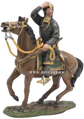"""Duque Guillermo de Normandía """"El Conquistador"""", Hastings, 1066, 1:30, Del Prado"""