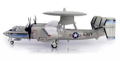 "E-2C Hawkeye 164496, VAW-126 ""Seahawks"", USS Harry S. Truman, Mayo, 2011"