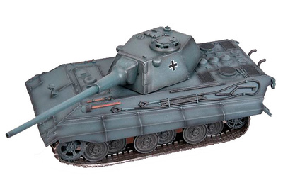E-50 Standardpanzer con cañón 88 mm., Alemania, 1946, 1:72, Modelcollect