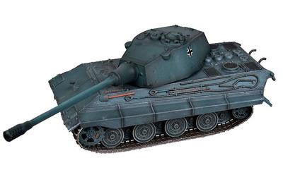 E-75, Tanque Pesado con cañón de 128 mm., Alemania, 1946, 1:72, Modelcollect