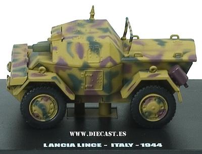 E.G., LANCIA LINCE, ITALY 1944, 1:43