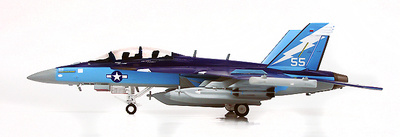 EA-18G Growler, US Navy, VAQ-129 Vikings, 1:72, Witty Wings
