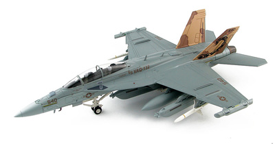 "EA-18G Growler 166894, VAQ-132 Aviano AB, ""Operation Odyssey Dawn"", 2011, 1:72, Hobby Master"