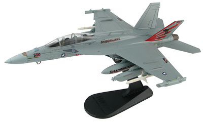 "EA-18G Growler 168893, VAQ-141 ""Shadowhawks"",  USS Ronald Reagan, Atsugi, 2017, 1:72, Hobby Master"