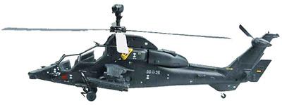 EC-665, Tiger UHT.9825, German Army, 1:72, Easy Model