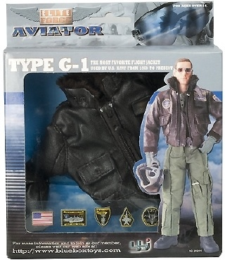 ELITE FORCE, CAZADORA PILOTO G-1, 1:6