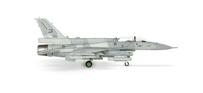 ELT Lockheed Martin F-16D Block 60, UAE Air Force 6, 1:200, Herpa