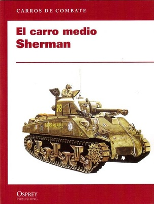 El Carro Medio Sherman (libro)