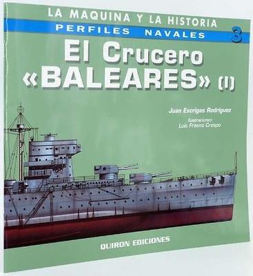 El Crucero Baleares (I) (libro)