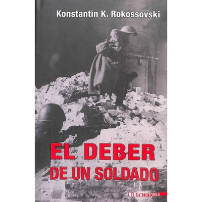 El deber de un soldado (Libro)