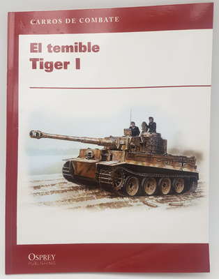 El temible Tiger I (libro)