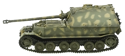 Elefant, 653rd Panzerjager Abt, Italia, 1944, 1:72, Easy Model