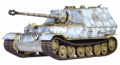 Elefant 2./s.Pz.Abt.653, Poland 1944, Dragon, 1:35