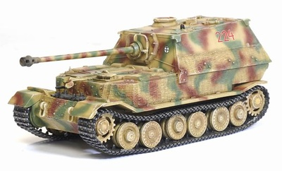Elefant Sd.Kfz.184 con Zimmerit, Galicia 1944, 1:72, Dragon Armor
