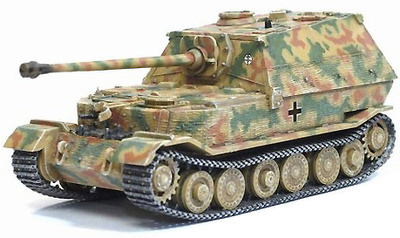 Elefant sd.Kfz.Abt.653, Eastern Front, 1944, 1:72, Dragon Armor