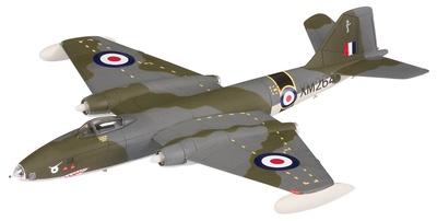 English Electric Canberra B(I)8 - No.16 Squadron, RAF Laarbruch, Germany, 1972, 1:72, Corgi