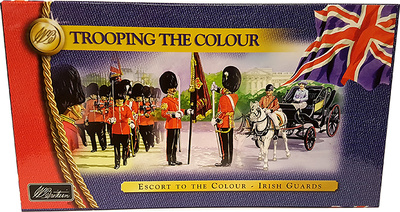 Escort to the Colour, Irish Guard, 1:32, William Britains