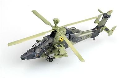 Eurocopter, German Army, EC-665, Tiger UHT.74/08, 1:72, Easy Model