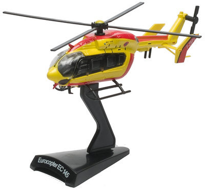 Eurocopter EC-145, Securite Civile France, 1:90, Del Prado