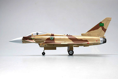 Eurofighter EF-2000A, RSAF, 1:72, Easy Model