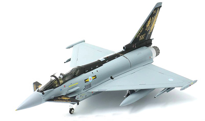 Eurofighter Typhoon FGR.Mk 4, RAF, No.11 Sqn, 2015, 1:72, JC Wings