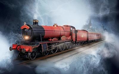 Expreso de Hogwarts eléctrico, Harry Potter, Hornby