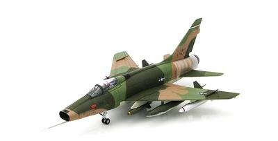 F-100D Super Sabre 0-52816, 120th TFS, Colorado ANG, 1:72, Hobby Master