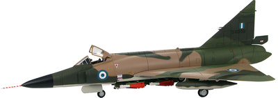 F-102A Delta Dagger 0-60981, 342 AWS, 114CW, Hellenic Air Force 1974, 1:72, Hobby Master