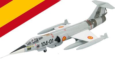 F-104G Starfighter, Ala 6/16, Ejército del Aire, España, 1:72, Hobby Master