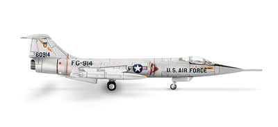 F-104G Starfighter, USAF 479th Tactical Fighter Wing Lockheed, 1:200, Herpa