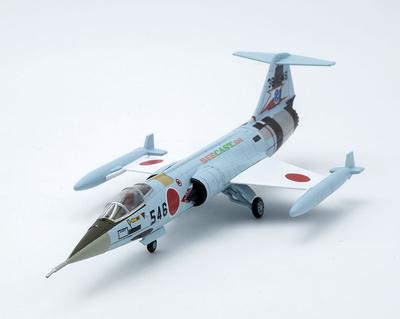 F-104J, Tsuiki Air Base, JASDF, Japan, 1: 100, DeAgostini