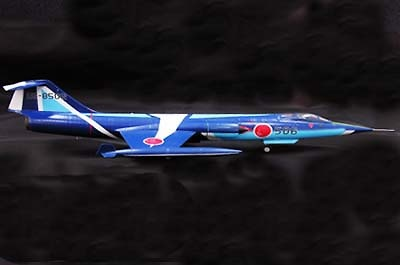 F-104J Chinenn Okinawa JASDF, 1:72, Witty Wings