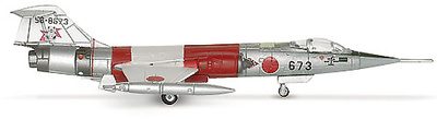 F-104J Starfighter, JASDF-203rd Hikotai, 1:200, Herpa
