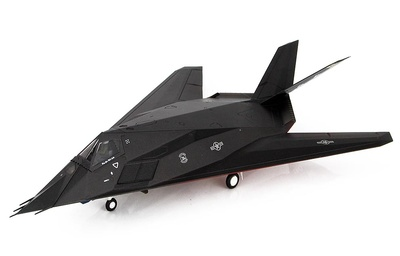 "F-117A Nighthawk ""Farewell"" 88-0843, 49th Fighter Wing, Abril, 2008, 1:72, Hobby Master"