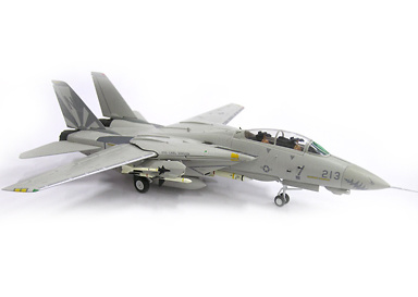 "F-14 TOMCAT VF-111,  ""Sundowners"" Low Vis, 1:72, Witty Wings"