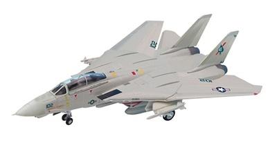 """F-14 Tomcat, U.S. Navy, VFA-41 """"Black Aces"""", 1:48, Franklin Mint"""