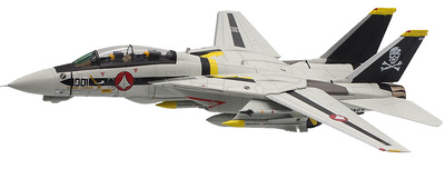 F-14 Tomcat VF-1S Fighter, Skull Leader Macross: Robotech Saga, 1:72, Century Wings