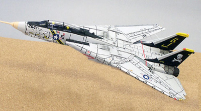 F-14A Tomcat, US Navy, Kuwait 1991, 1:72, Forces of Valor