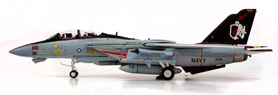 F-14A Tomcat, US Navy VF-154 Black Knights, 2000, 1:72, Witty Wings