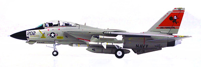 F-14A Tomcat, US Navy  VF-31 Tomcatters, 1985, 1:72, Witty Wings