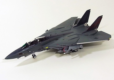 F-14A Tomcat, VF-154 BLACK KNIGTHS NF 100, 2003, 1:72, Witty Wings