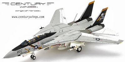 F-14A Tomcat, VF-84 Jolly Rogers AJ207, 1978, 1:72, Century Wings
