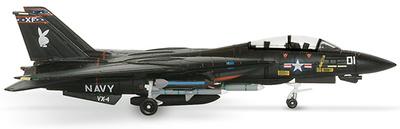"F-14A Tomcat ""Black Bunny"", US Navy VF-84, 1:200, Herpa"