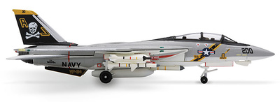 "F-14A Tomcat ""Jolly Rogers"", US Navy VF-84, 1:200, Herpa"