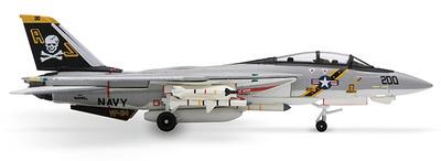"F-14A Tomcat ""Jolly Rogers"", US Navy VF-84, 1:200, Herpa"