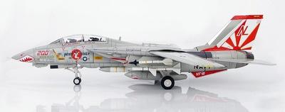 "F-14A Tomcat ""Miss Molly"" VF-111 ""Sundowners"", USS Carl Vinson, 1989, 1:72, Hobby Master"