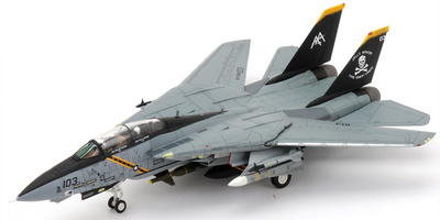 F-14A Tomcat  VF-103 AA103 2004, (Final Cruise Version), 1:72, Century Wings